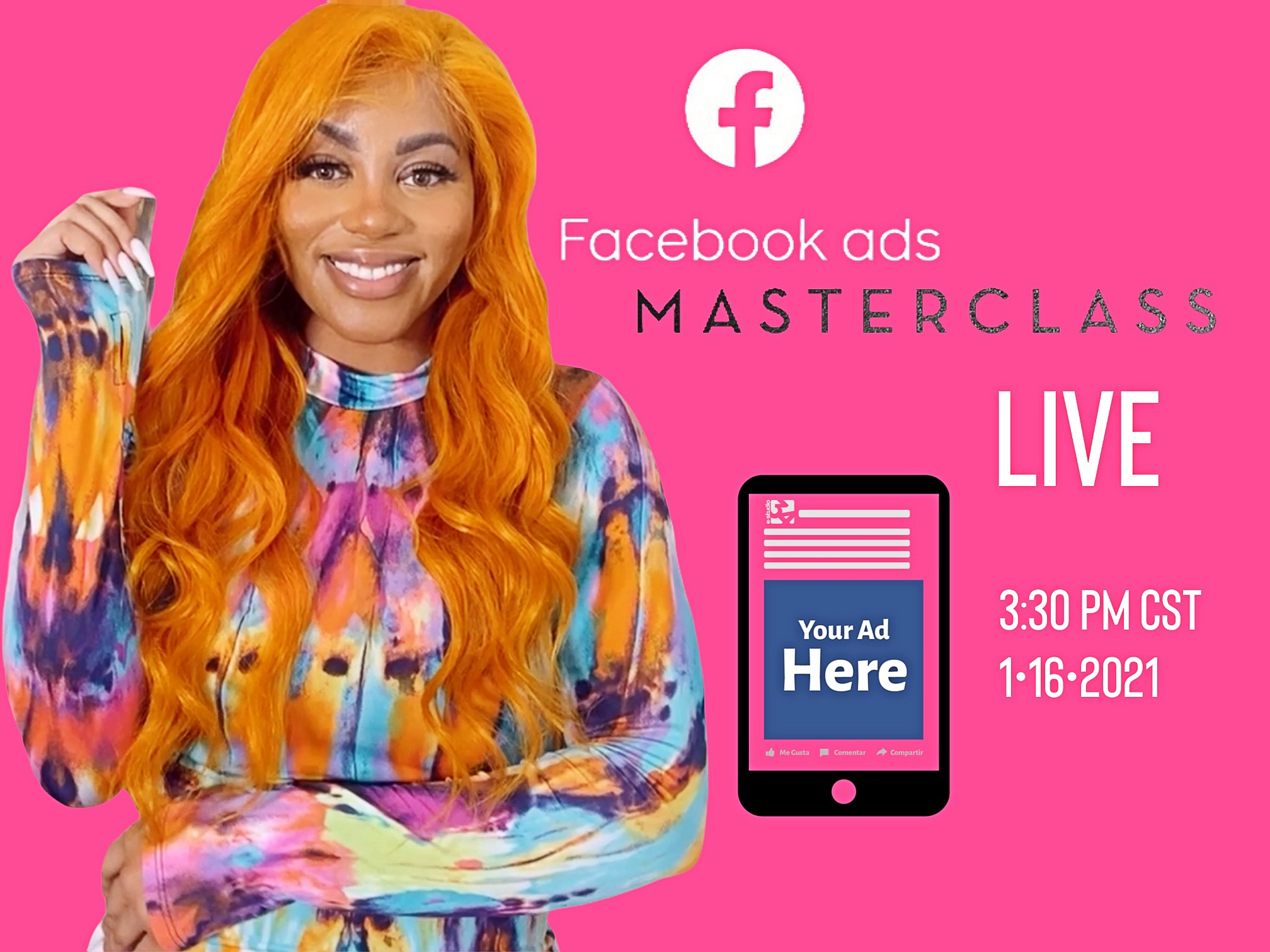 MasterProfitz - Facebook Advertising Strategies For 2021