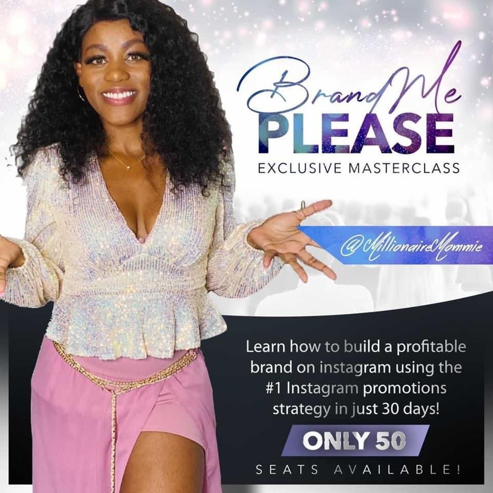 MasterProfitz - Brand Me Please! Live MasterClass replay