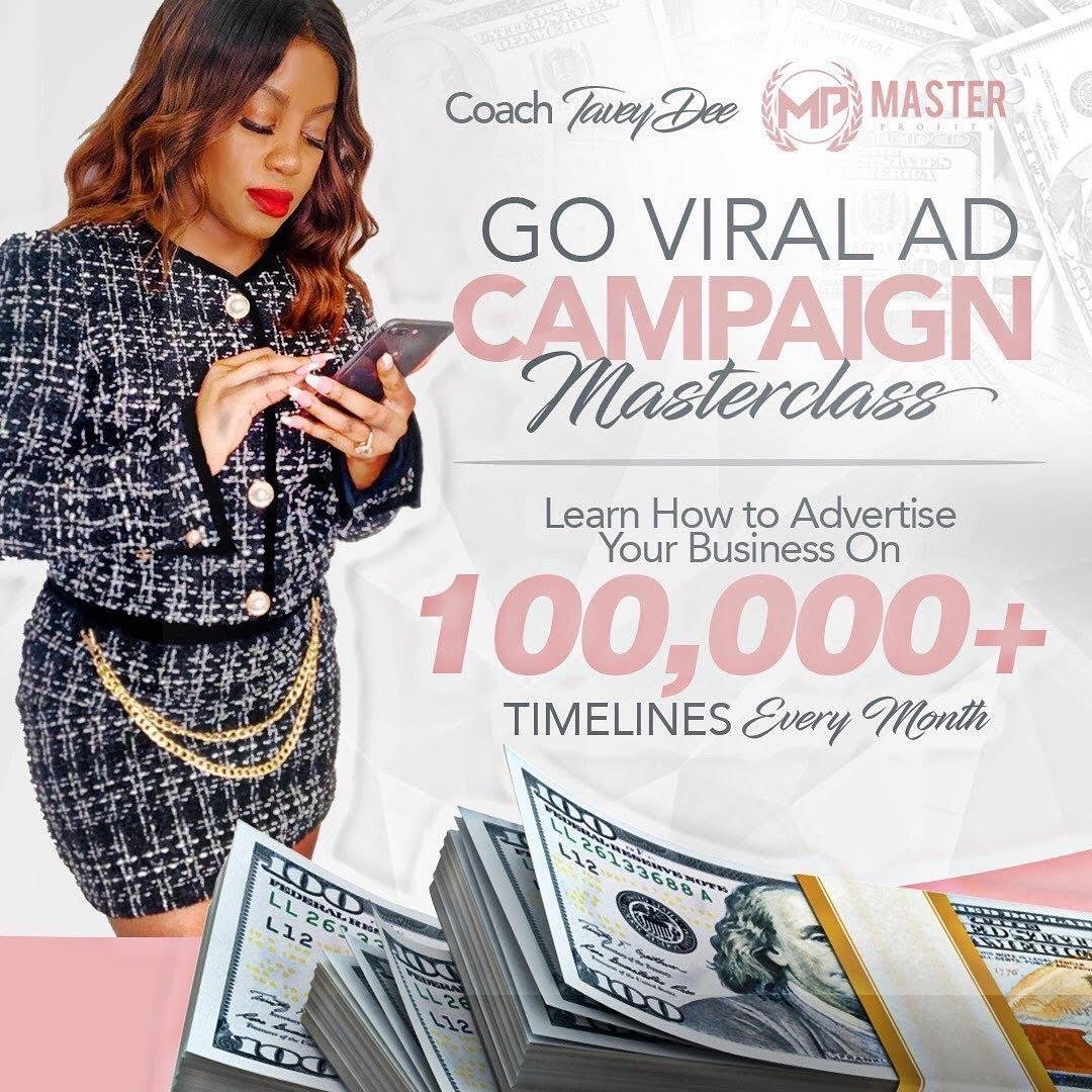 MasterProfitz - Go Viral Instagram Masterclass (Replay)