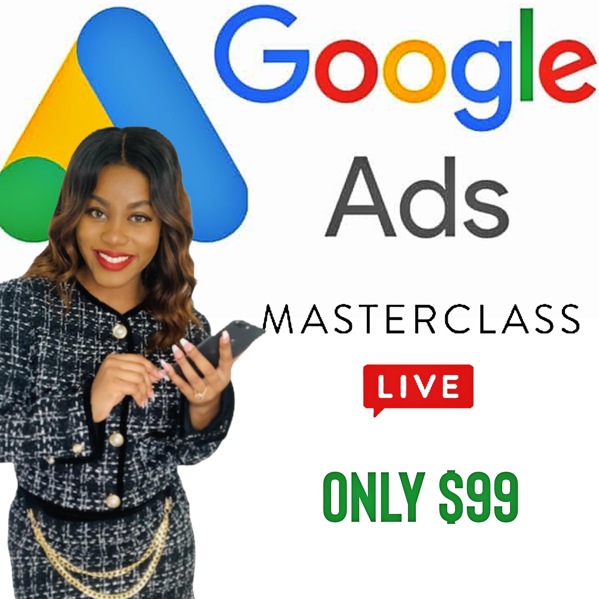 MasterProfitz - Google Ads Masterclass